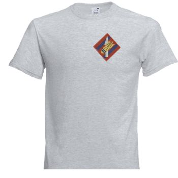 221 Fld Sqn Embroidered T-shirts